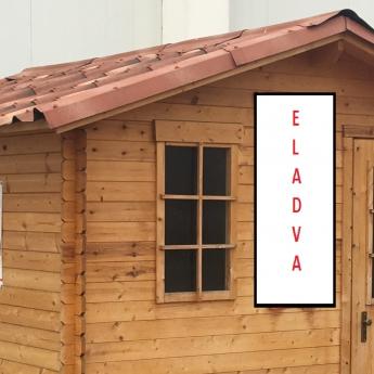 Kerti  házak – elárusító bódék - Pavilonok