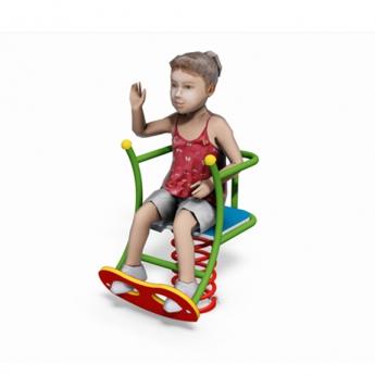 Rugós szék