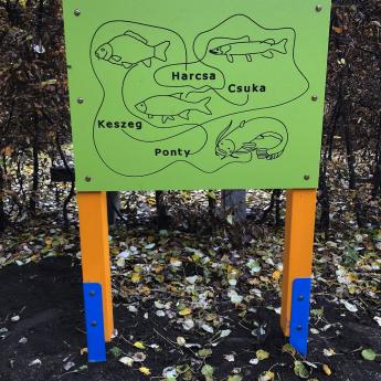 HDPE panel - Halacskák