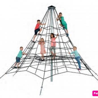 Piramis kötélmászóka 1