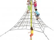 Piramis kötél mászóka