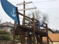 BARCA - A bárka - hajó