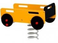 Rugós pótkocsi
