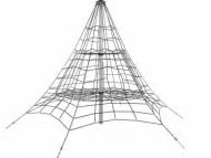Piramis kötélmászóka 4,5m